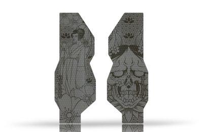"Folie Protectie Furca Riesel Design ""forkguard"" Japan - Tape 3000-T3-FK006"