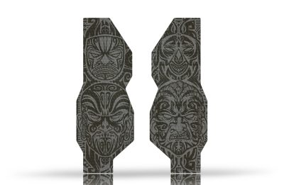 "Folie Protectie Furca Riesel Design ""forkguard"" Maori - Tape 3000-T3-FK005"